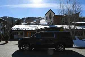 Denver airport to Vail shuttle